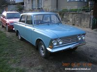 Moskvich 408